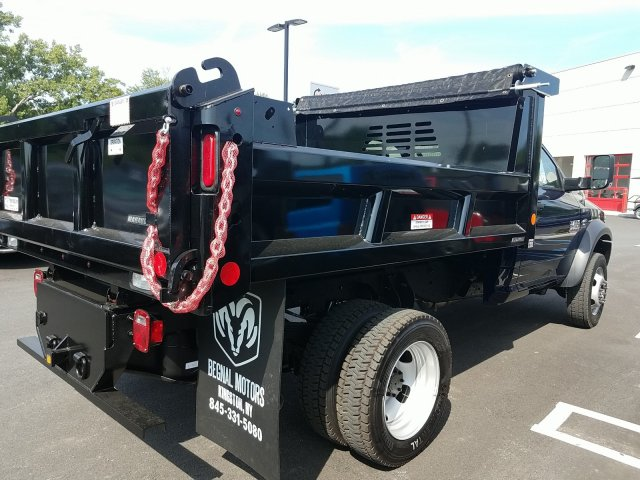 2018 Ram 5500 Regular Cab DRW 4x4,  Reading Dump Body #T18200 - photo 2