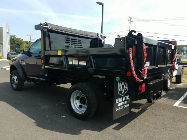 2018 Ram 5500 Regular Cab DRW 4x4,  Reading Dump Body #T18200 - photo 4