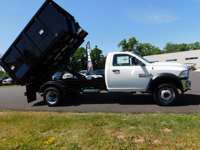 2018 Ram 5500 Regular Cab DRW 4x4,  Switch N Go Landscape Dump #T18203 - photo 2