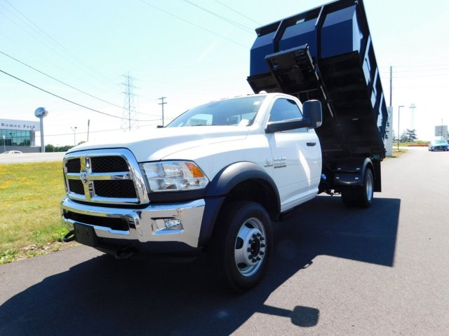 2018 Ram 5500 Regular Cab DRW 4x4,  Switch N Go Landscape Dump #T18203 - photo 5