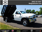 2018 Ram 5500 Regular Cab DRW 4x4,  Switch N Go Landscape Dump #T18203 - photo 1