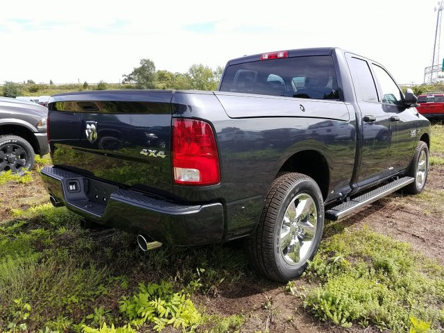 2018 Ram 1500 Quad Cab 4x4,  Pickup #T18274 - photo 2