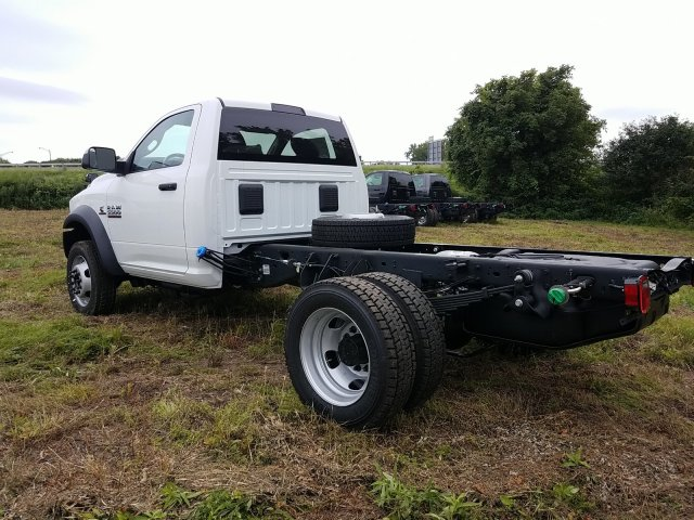 2018 Ram 5500 Regular Cab DRW 4x4,  Cab Chassis #T18279 - photo 2