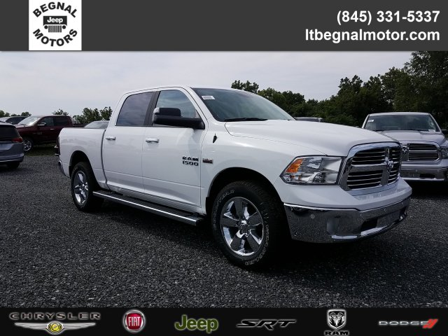 2018 Ram 1500 Crew Cab 4x4,  Pickup #T18284 - photo 1