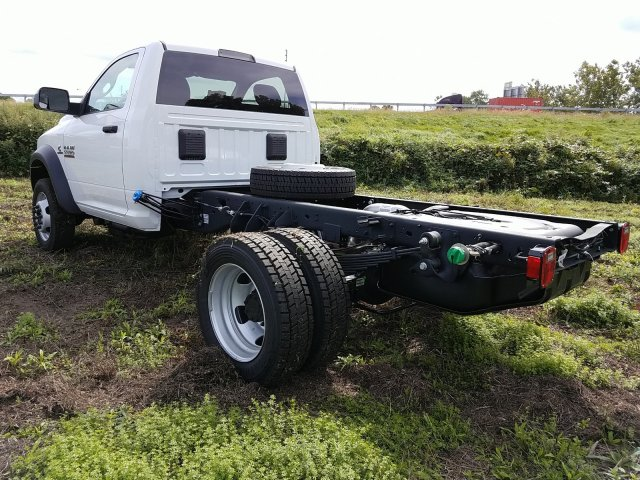 2018 Ram 5500 Regular Cab DRW 4x4,  Cab Chassis #T18326 - photo 4