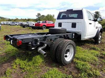 2018 Ram 5500 Regular Cab DRW 4x4,  Cab Chassis #T18326 - photo 2