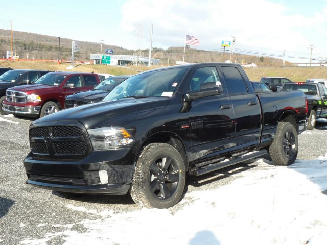 2018 Ram 1500 Quad Cab 4x4,  Pickup #T1838 - photo 3