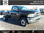 2018 Ram 3500 Regular Cab DRW 4x4,  Cab Chassis #T1839 - photo 1