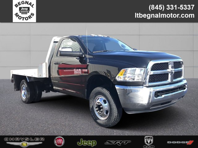 2018 Ram 3500 Regular Cab DRW 4x4,  Cab Chassis #T18405 - photo 1