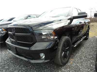 2018 Ram 1500 Quad Cab 4x4,  Pickup #T1841 - photo 2