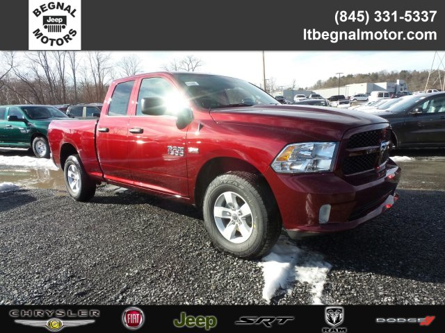 2018 Ram 1500 Quad Cab 4x4,  Pickup #T1882 - photo 1
