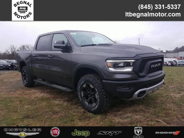 2019 Ram 1500 Crew Cab 4x4,  Pickup #T19182 - photo 1