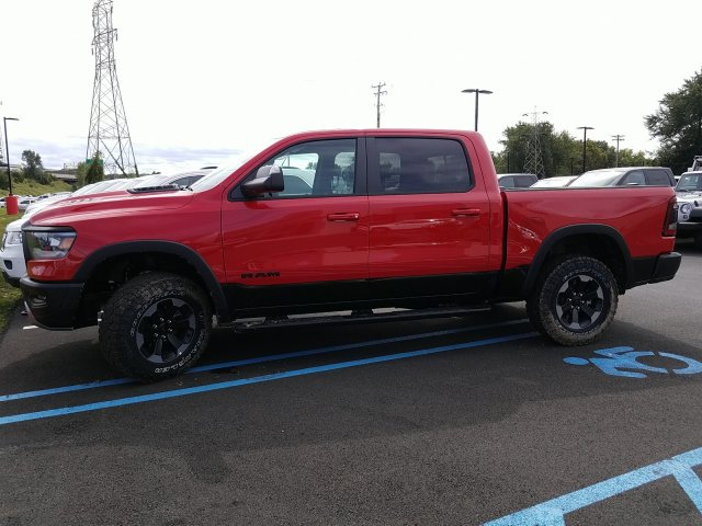 2019 Ram 1500 Crew Cab 4x4,  Pickup #T1969 - photo 5