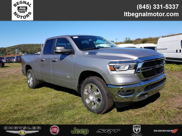2019 Ram 1500 Quad Cab 4x4,  Pickup #T1980 - photo 1