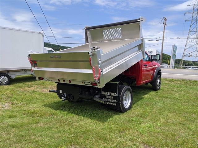 2021 Ram 5500 Regular Cab DRW 4x4, Duramag Dump Body #T21209 - photo 1
