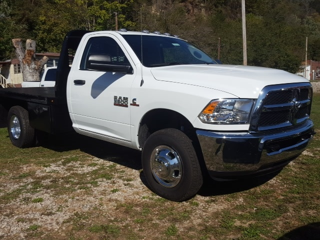 2018 Ram 3500 Regular Cab DRW 4x4,  Knapheide Platform Body #C18094 - photo 10