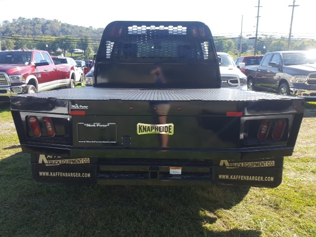 2018 Ram 3500 Regular Cab DRW 4x4,  Knapheide Platform Body #C18094 - photo 2