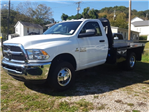 2018 Ram 3500 Regular Cab DRW 4x4,  Knapheide Platform Body #C18094 - photo 1