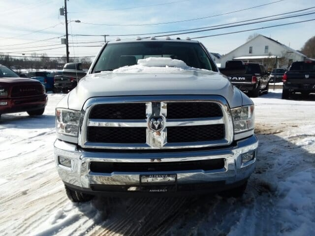 2018 Ram 2500 Crew Cab 4x4,  Pickup #C18233 - photo 5