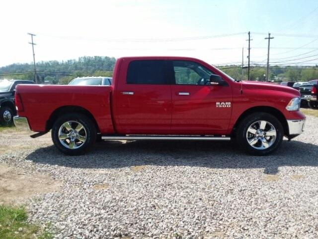 2018 Ram 1500 Crew Cab 4x4,  Pickup #C18311 - photo 12