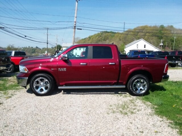 2018 Ram 1500 Crew Cab 4x4, Pickup #C18356 - photo 18