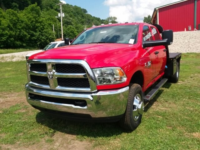 2018 Ram 3500 Crew Cab DRW 4x4,  Platform Body #C18376 - photo 4