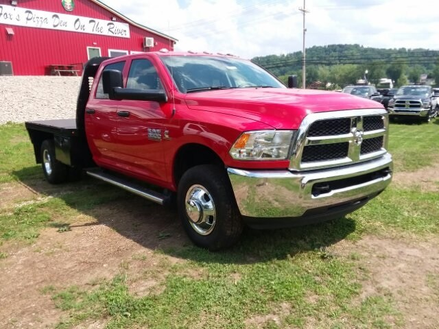 2018 Ram 3500 Crew Cab DRW 4x4,  Platform Body #C18376 - photo 7
