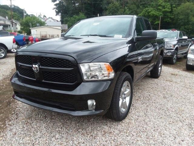 2018 Ram 1500 Quad Cab 4x4,  Pickup #C18411 - photo 1