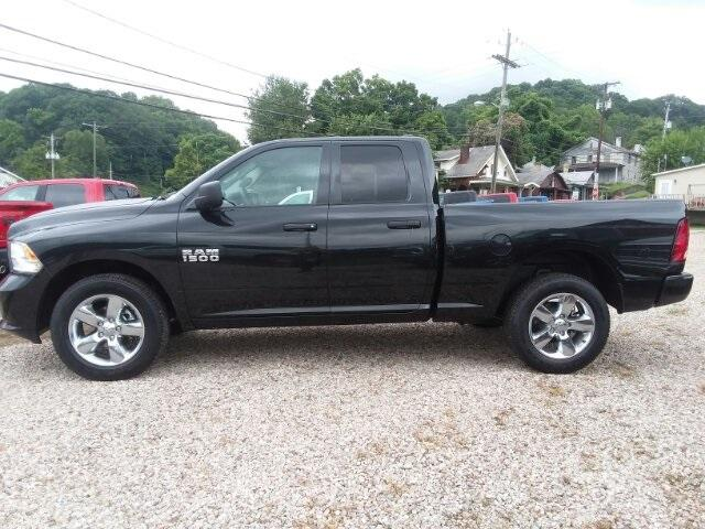 2018 Ram 1500 Quad Cab 4x4,  Pickup #C18411 - photo 17