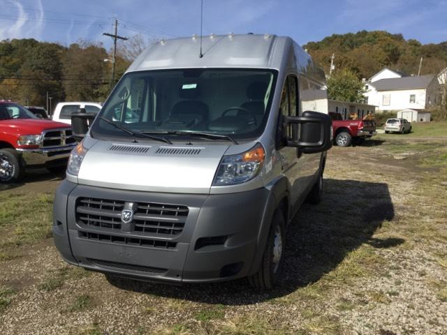 2018 ProMaster 2500 High Roof FWD,  Empty Cargo Van #C18497 - photo 4