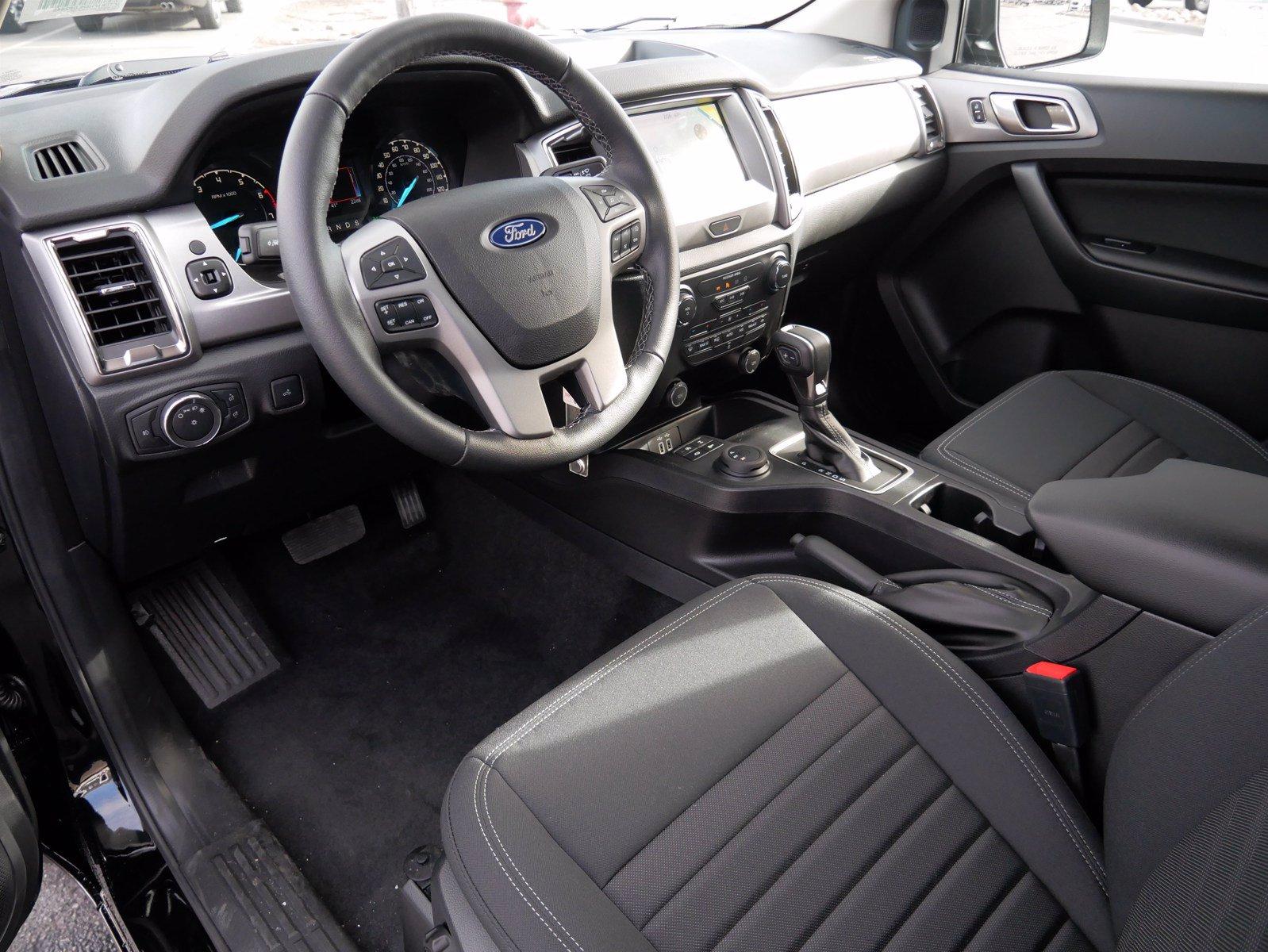2021 Ford Ranger Super Cab 4x4, Pickup #22762 - photo 11