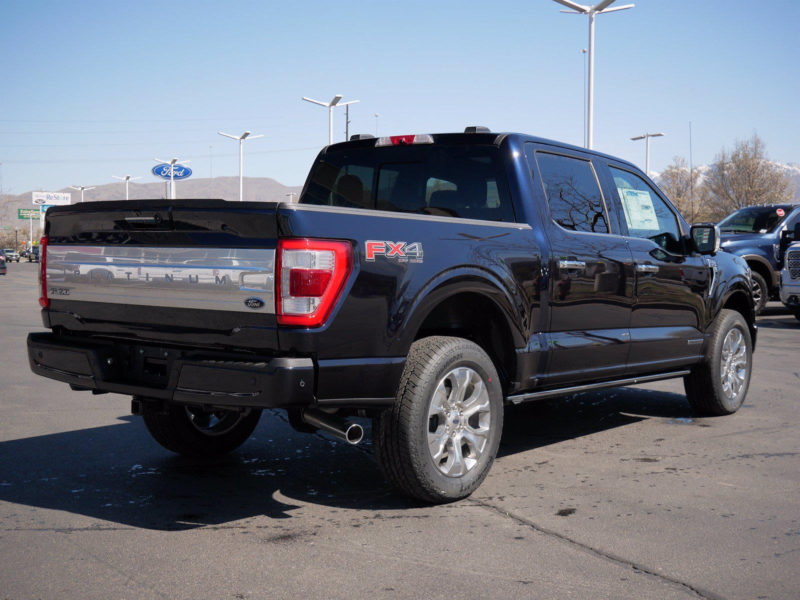 2021 Ford F-150 SuperCrew Cab 4x4, Pickup #22796 - photo 2