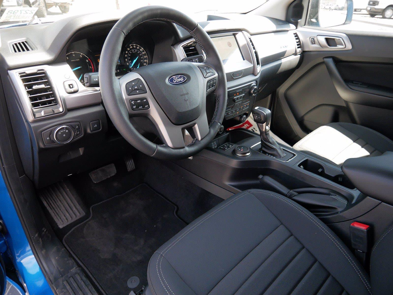 2021 Ford Ranger SuperCrew Cab 4x4, Pickup #22798 - photo 12