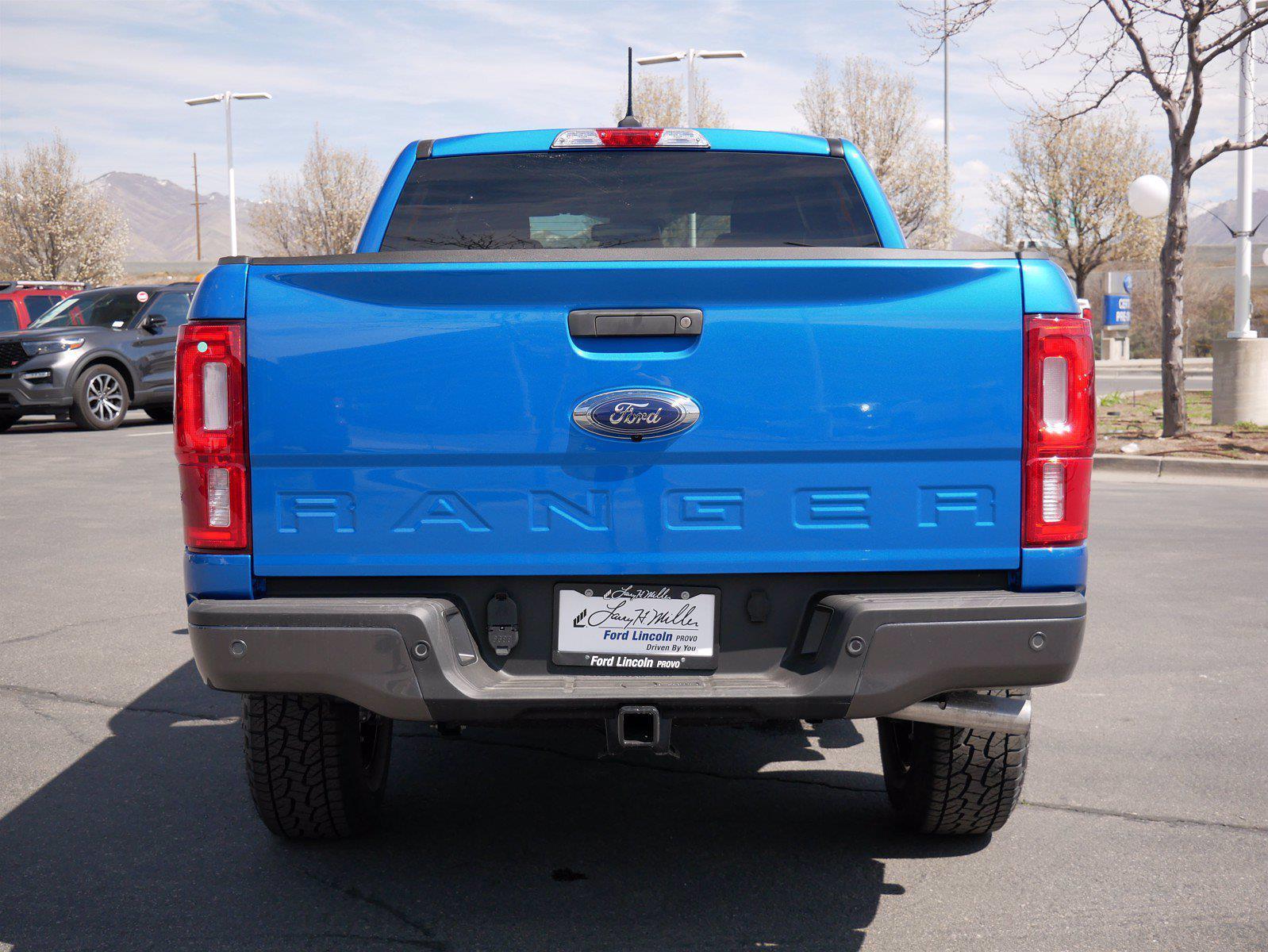 2021 Ford Ranger SuperCrew Cab 4x4, Pickup #22798 - photo 5