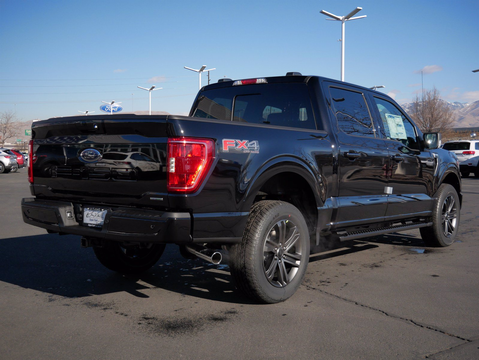 2021 Ford F-150 SuperCrew Cab 4x4, Pickup #24006 - photo 4