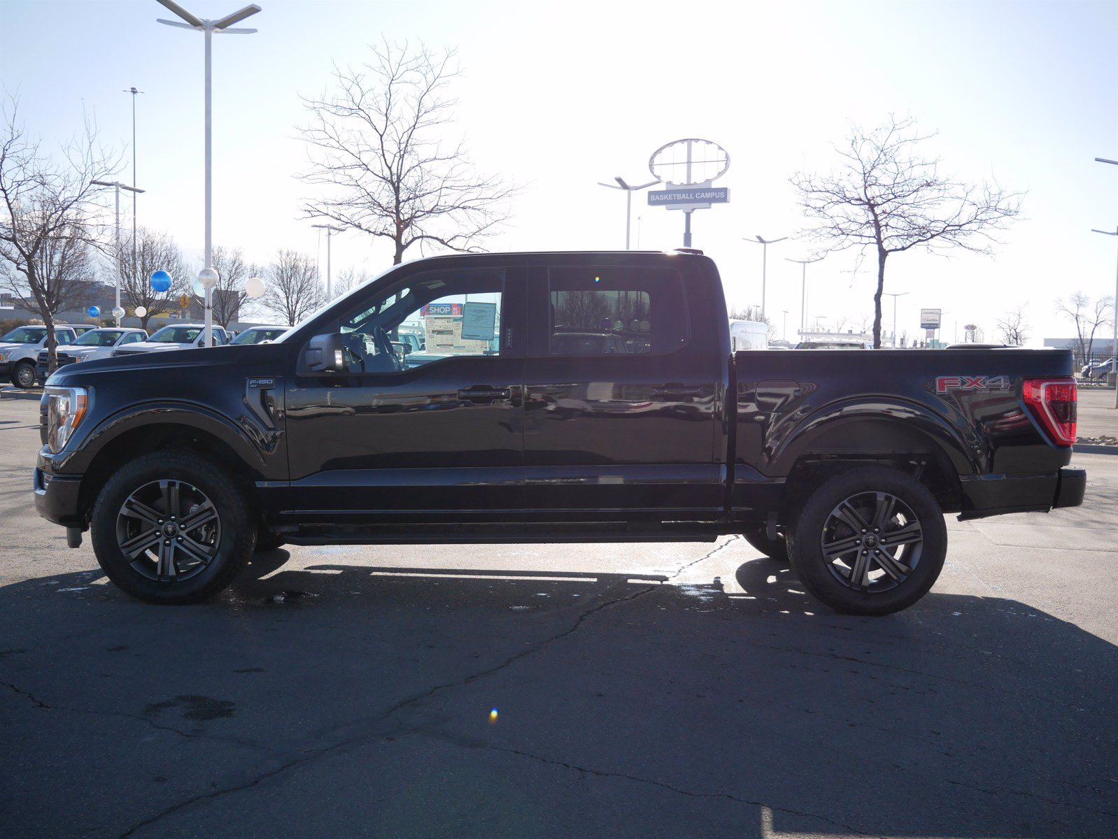 2021 Ford F-150 SuperCrew Cab 4x4, Pickup #24006 - photo 7