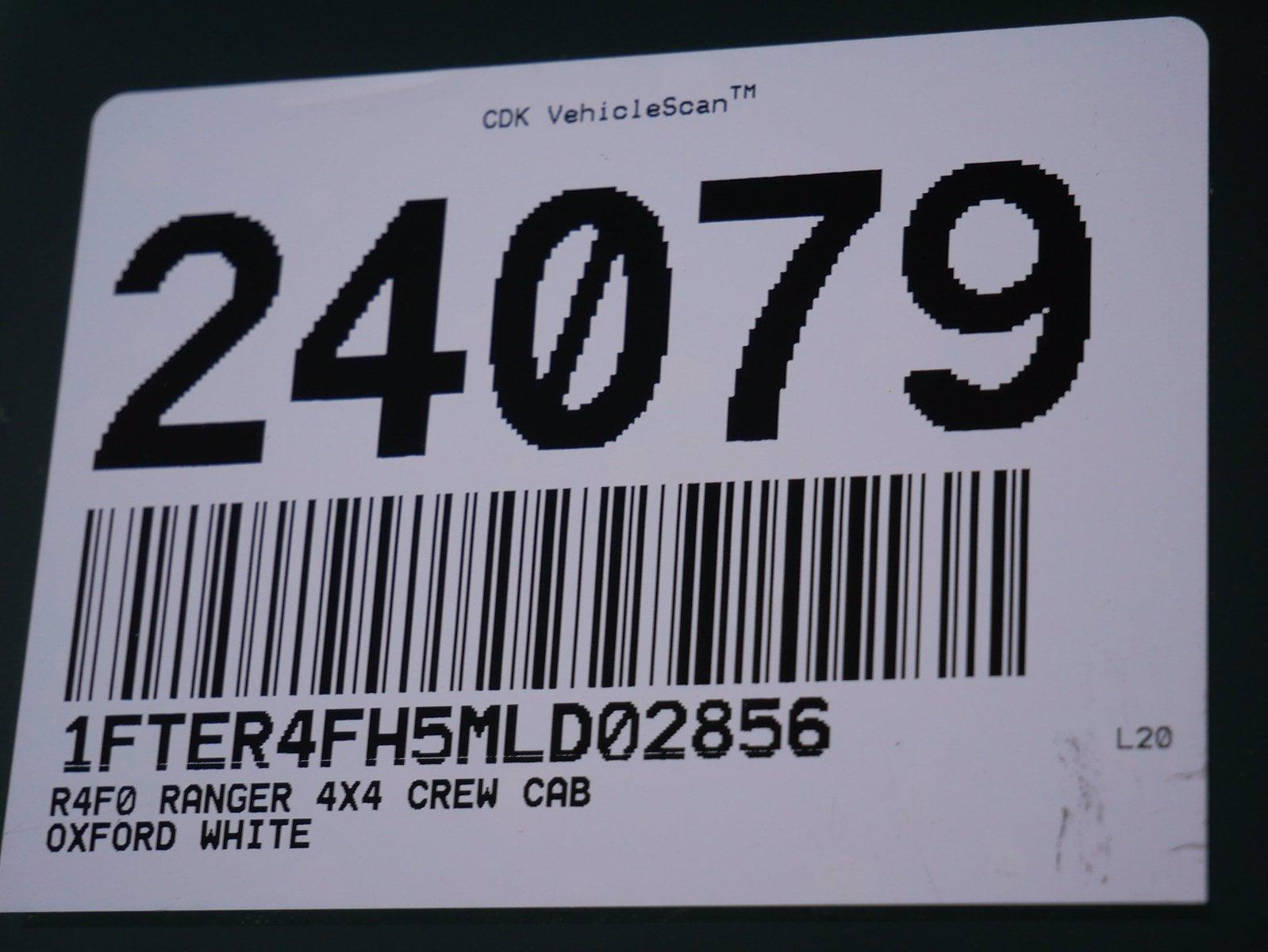 2021 Ford Ranger SuperCrew Cab 4x4, Pickup #24079 - photo 35