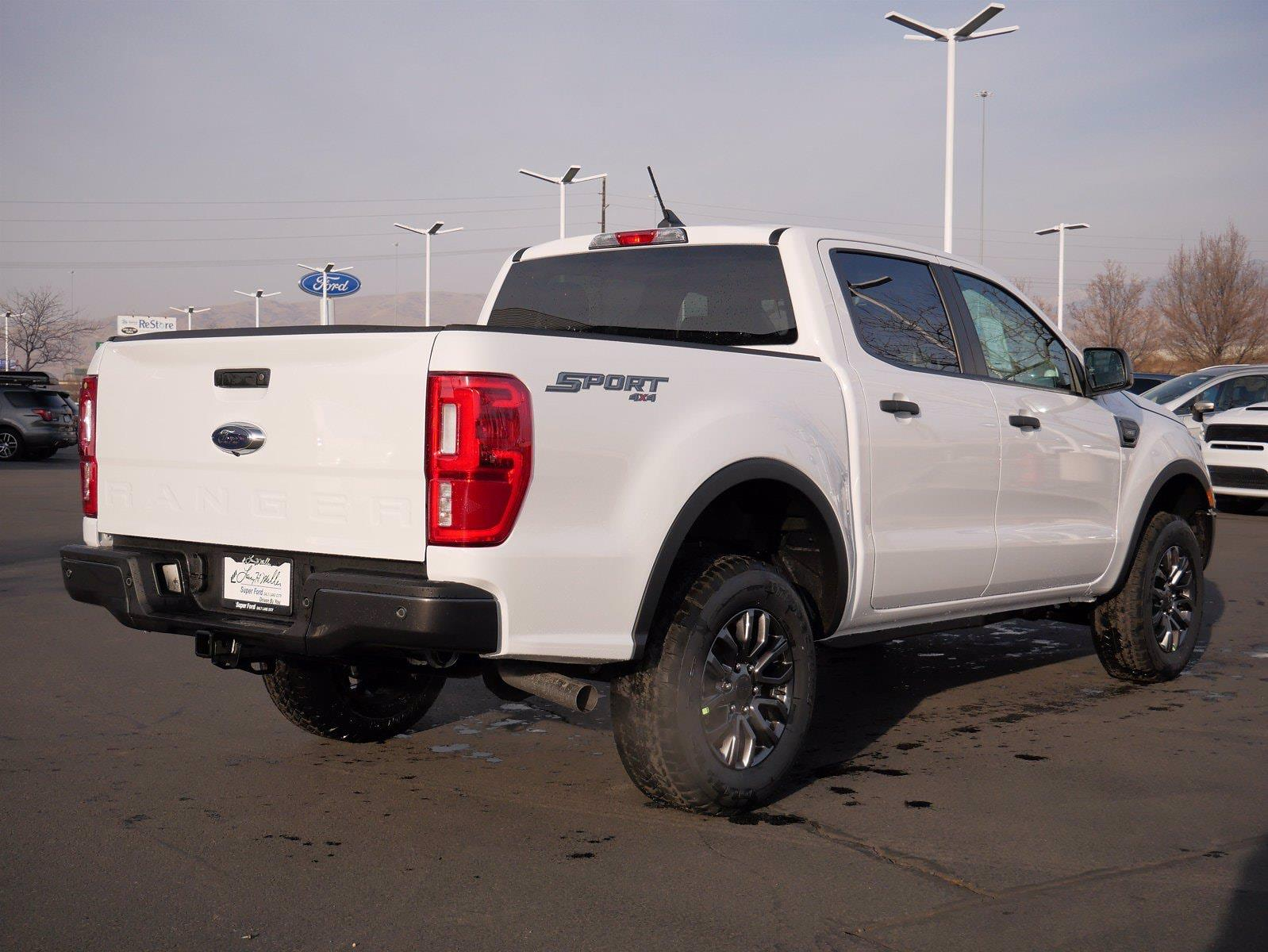 2021 Ford Ranger SuperCrew Cab 4x4, Pickup #24079 - photo 4