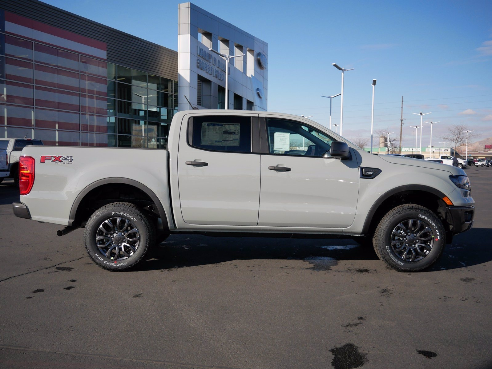 2021 Ford Ranger SuperCrew Cab 4x4, Pickup #24083 - photo 3