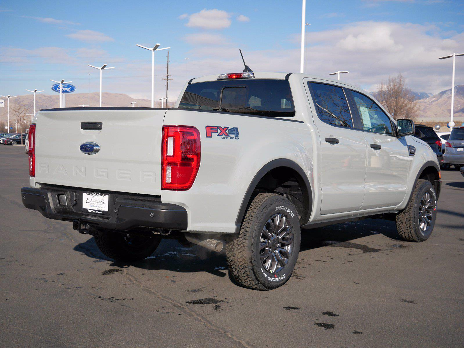2021 Ford Ranger SuperCrew Cab 4x4, Pickup #24083 - photo 4