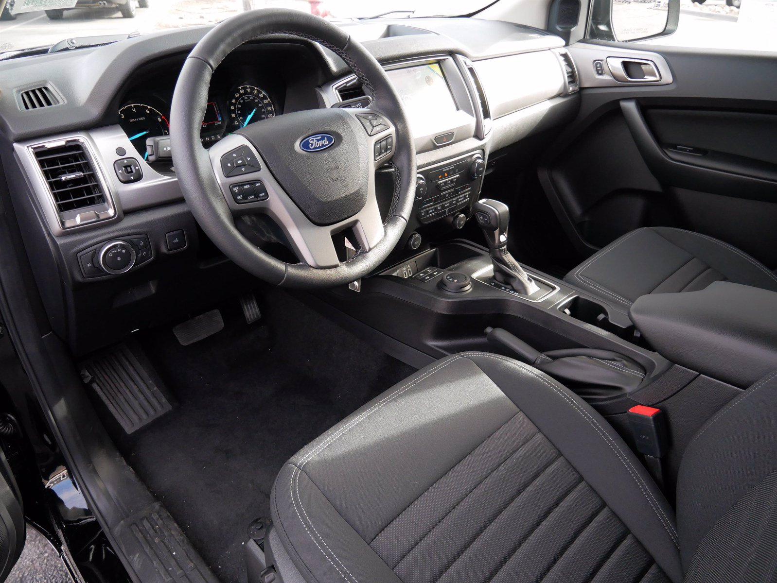 2021 Ford Ranger Super Cab 4x4, Pickup #24100 - photo 11