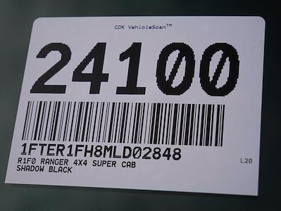 2021 Ford Ranger Super Cab 4x4, Pickup #24100 - photo 29