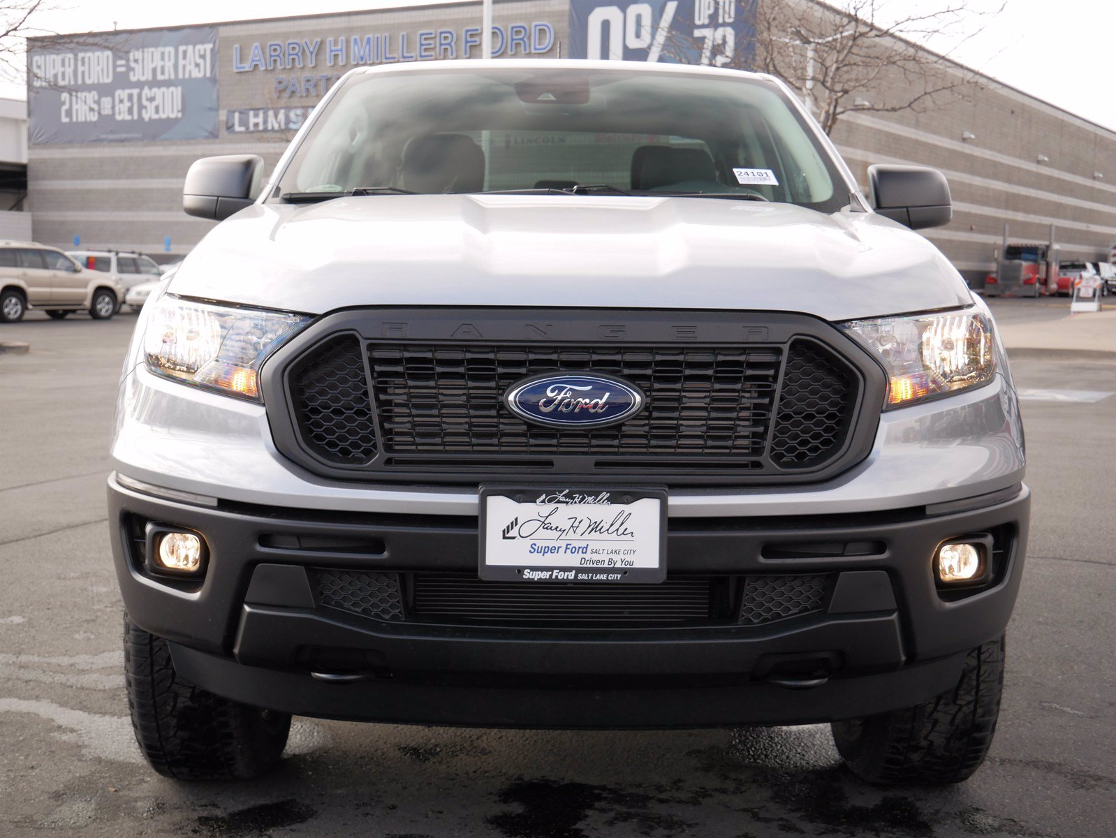 2021 Ford Ranger SuperCrew Cab 4x4, Pickup #24101 - photo 8