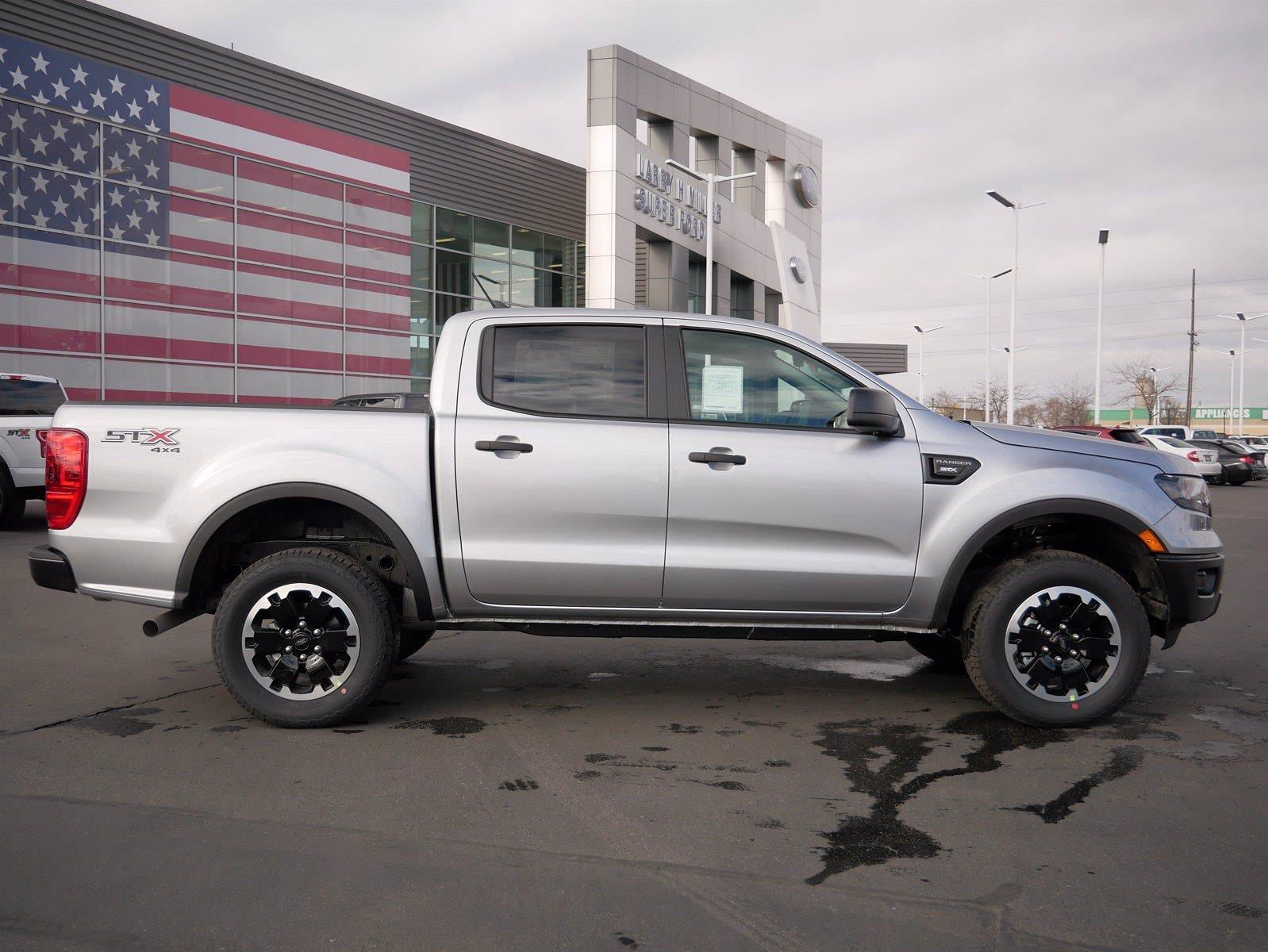 2021 Ford Ranger SuperCrew Cab 4x4, Pickup #24101 - photo 3