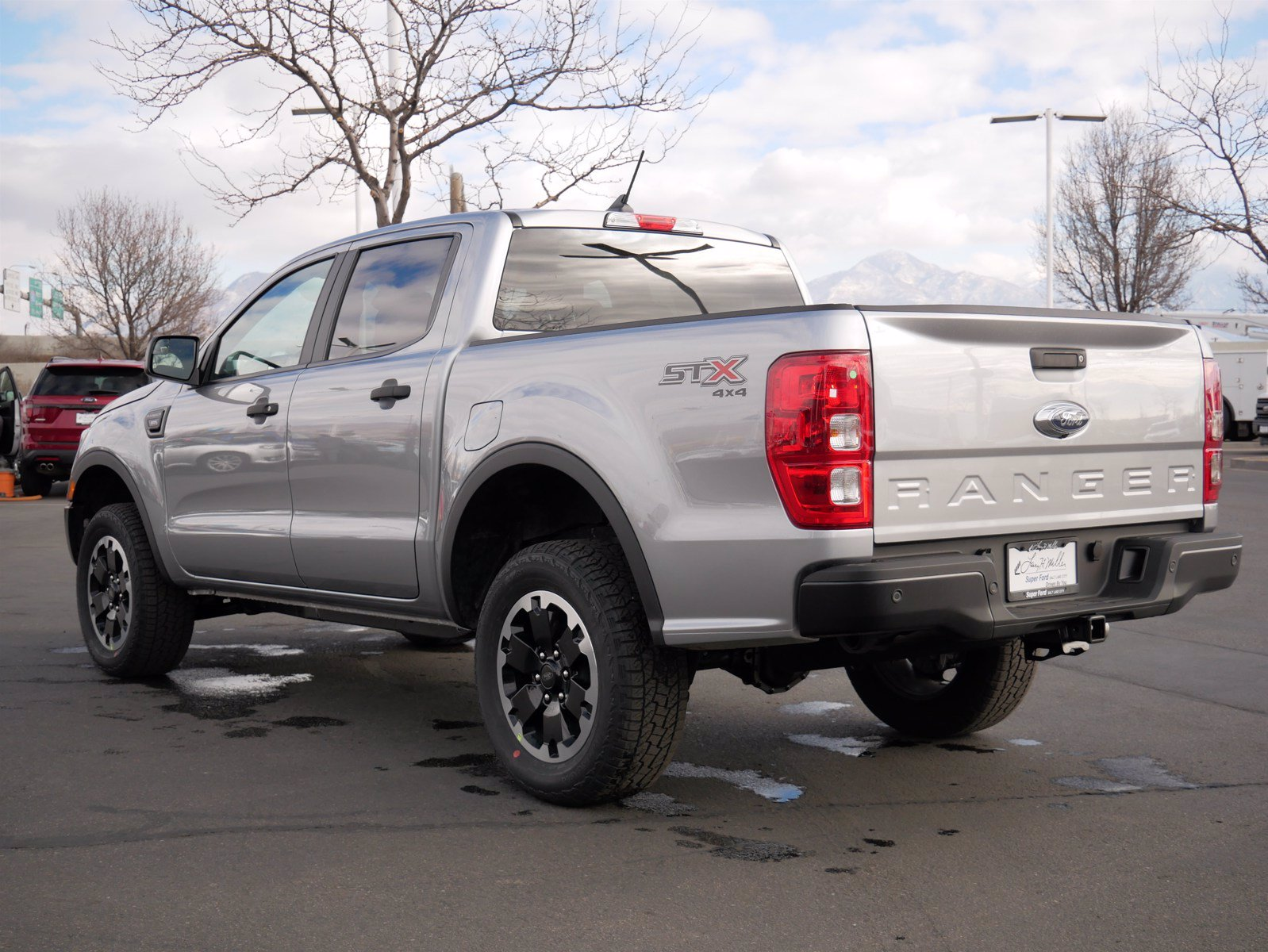 2021 Ford Ranger SuperCrew Cab 4x4, Pickup #24101 - photo 2