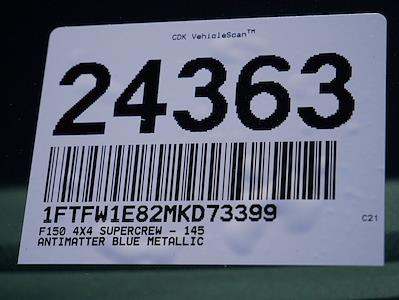 2021 Ford F-150 SuperCrew Cab 4x4, Pickup #24363 - photo 37