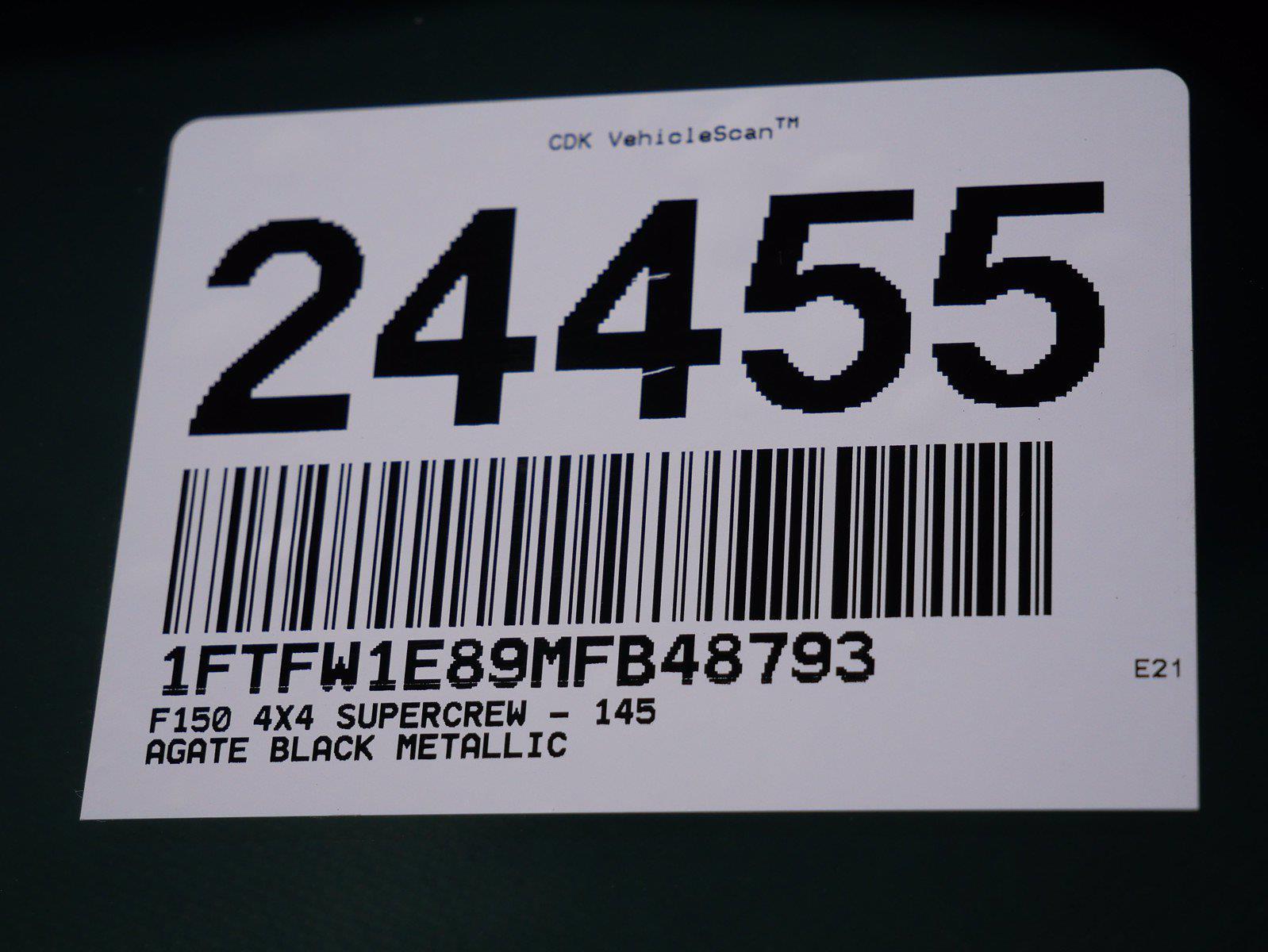 2021 F-150 SuperCrew Cab 4x4,  Pickup #24455 - photo 37