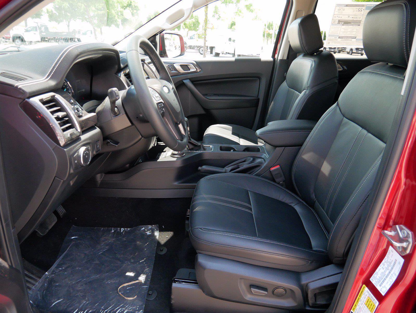 2021 Ford Ranger SuperCrew Cab 4x4, Pickup #24494 - photo 14