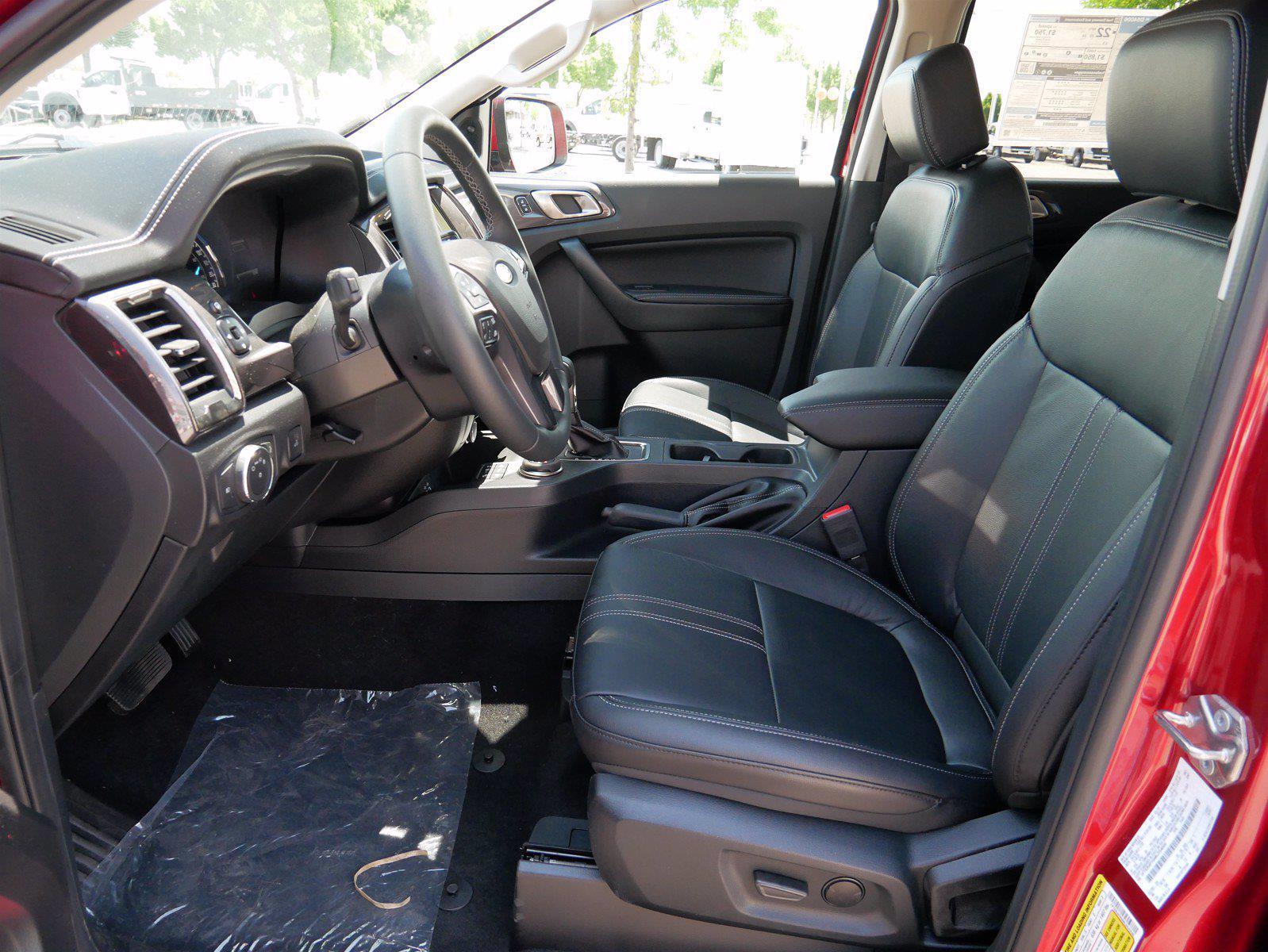 2021 Ford Ranger SuperCrew Cab 4x4, Pickup #24494 - photo 8