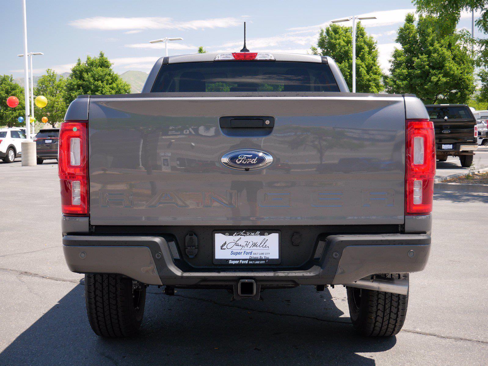 2021 Ford Ranger Super Cab 4x4, Pickup #24495 - photo 6
